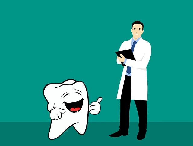 การดูแลสุขภาพช่องปากสำหรับผู้ใหญ่